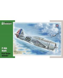 """Special Hobby SH32003 P-36A """"Pearl Harbour Defender"""" 1/32"""