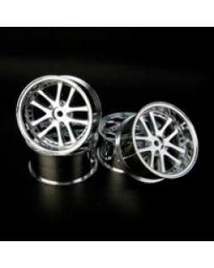 SPEEDLINE SL186C8 10-Spoke Wheel Offset 6 (4pcs/ Chrome)1/10