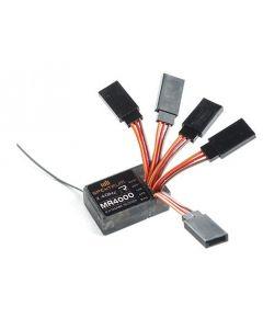 Spektrum SPMMR4000 MR4000 DSMR 4-Channel Marine Receiver