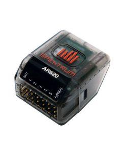 Spektrum SPMAR620 AR620 DSM2/DSMX 6-Channel Sport Receiver