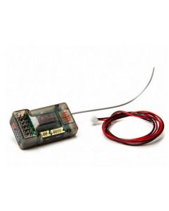 Spektrum SPMSR6100AT SR6100AT 6CH Surface Receiver with AVC and Telemetry