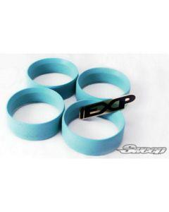 Sweep EXP-M EXP TC Mold Tyre Inserts Aqua (Medium/ 4pcs)