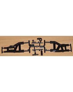 Tamiya 0004254 DT02 D Parts Rear Sus Arm (Desert Gator)