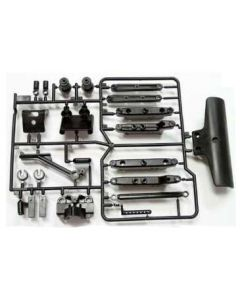 Tamiya 0005688 C Parts Sus. Arm & Bumper  (TL-01)