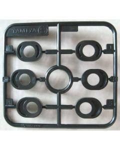 Tamiya 0115211 S Parts - Axle Holders (F103/TA04)