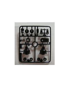 Tamiya 9005698 Parts B Servo saver & Wheel Hub TL01