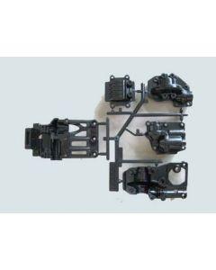 Tamiya 0004432 DF03 A Parts - Gearbox