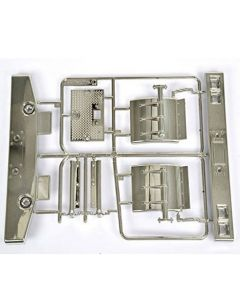 Tamiya 0005470 D Parts - Front & Rear Bumper (King Hauler/ Globe Liner)