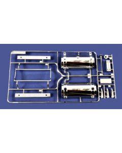 Tamiya 0005474 H Parts - Fuel Tank w/Step (King Hauler/ Globe Liner)