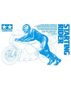 Tamiya 14124 Starting Rider 1/12