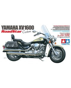Tamiya 14135 Yamaha XV1600 Road Star Custom 1/12