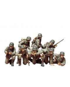 Tamiya 35061 German Panzer Grenadiers Set 1/35