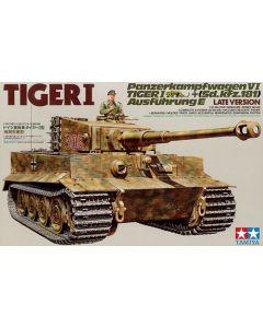 Tamiya 35146 Tiger I Late Version 1/35