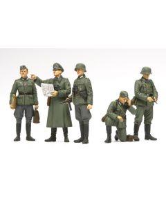 Tamiya 35298 German Field Commander Set 1/35