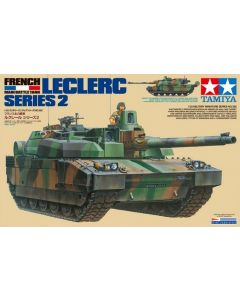 Tamiya 35362 French Main Battle Tank Leclerc Series 2 1/35