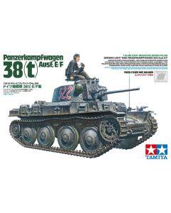 Tamiya 35369 Panzerkampfwagen 38(t) Ausf. E/F 1/35