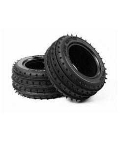 Tamiya 50449 Stadium Blitzer Front Tires (2pcs)  1/10