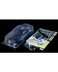 Tamiya 51614 Ford Mustang GT4 Clear Body (190mm Wide) 1/10