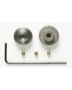 Tamiya 53923 05 Module Pinion Gear (27T,29T)