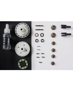 Tamiya 54470  TA06 Steel Gear Diff Unit - Front