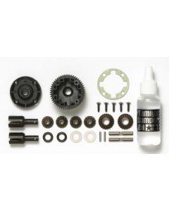 Tamiya 54471 TA06 Steel Gear Diff Unit - Rear