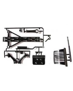 Tamiya 54487 TRF201 Reinforced B Parts - (Motor Cover)