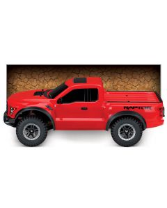 Traxxas Ford F-150 Raptor - Red EP 2WD Shortcourse 1/10