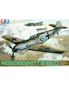 Tamiya 61050 Messerschmitt Bf 109 E3 1/48