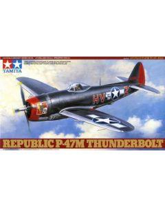 Tamiya 61096 Republic P-47M Thunderbolt 1/48