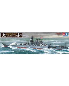 Tamiya 78030 Japanese Battleship Yamato 1/350