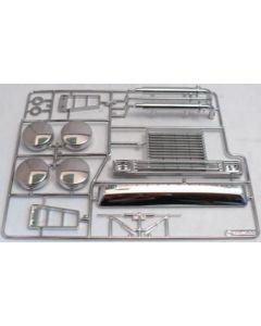 Tamiya 9115061 Q Parts - Radiator Cover (Globe Liner)