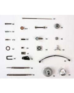 Tamiya 9400897 Metal Parts Bag C (Tractor Truck 1/14)