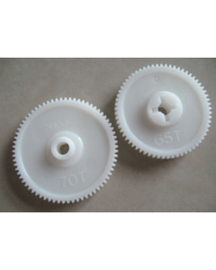 Tamiya 9808256 Spur Gear 70T/65T for Buggy Champ
