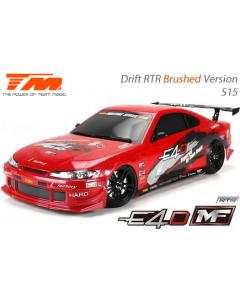 Team Magic E4D-MF - S15 Brushed Drift Car 2.4GHz RTR 1/10