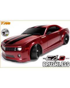 Team Magic E4D Camaro Brushless Drift Car 2.4GHz RTR 1/10