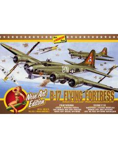 The Lindberg Line HL431 B-17G Nose Art Edition 1/64