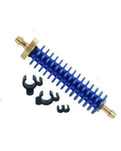 Titan 53001 Exhaust Gas Cooler (Blue)