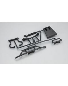 Kyosho TR142 Bumper & Body Mount Set /DRT