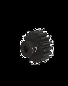Traxxas 3947X Pinion Gear 17T 32P heavy duty (machined, hardened steel)/ set screw