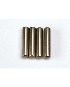 Traxxas 4955 Pins, axle (2.5x12mm) (4)