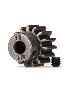 Traxxas 6487X Pinion Gear 15T 1.0M