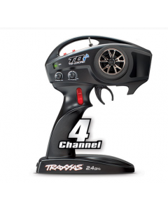 Traxxas 6530 Transmitter, TQi Traxxas Link enabled, 2.4GHz high output, 4-channel (transmitter only)