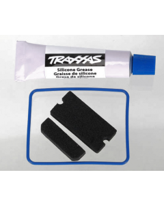 Traxxas 7425 Seal kit, receiver box (includes o-ring, seals, and silicone grease)