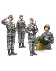 Trumpeter 00431 PLA Tank Crew 1/35