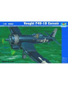Trumpeter 02221 Vought F4U-1D Corsair 1/32