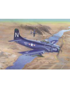Trumpeter 02252 A-1D AD-4 Skyraider 1/32