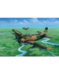 Trumpeter 02254 A-1J (AD7) Skyraider 1/32