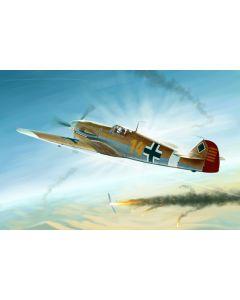 Trumpeter 02293 Messerschmitt Bf 109F-4/Trop 1/32