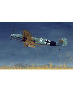 Trumpeter 02298 Messerschmitt Bf 109G-10 1/32