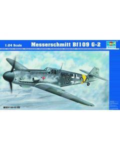Trumpeter 02406 Messerschmitt Bf109 G-2 1/24